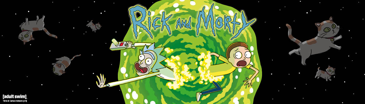 e9201278 Rick & Morty Fan Merchandise & Clothing | TV Merchandise | At EMP