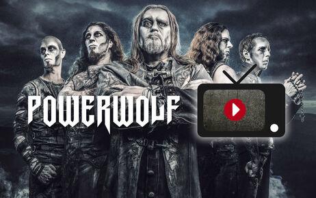 The new Powerwolf video!