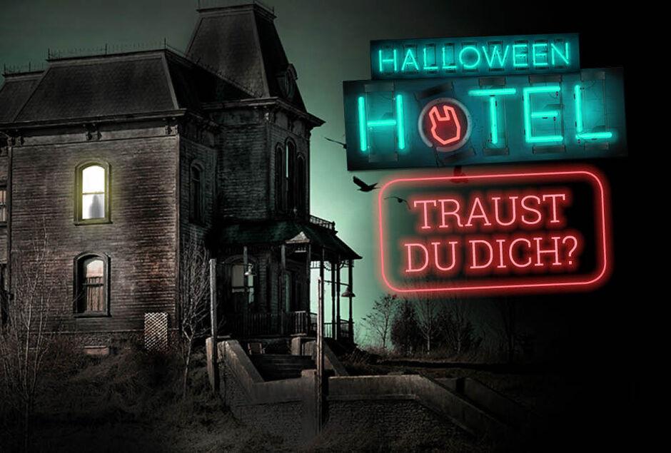 <b>Welcome to the EMP Halloween Hotel!</b>