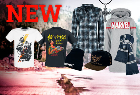 Find our new arrivals here