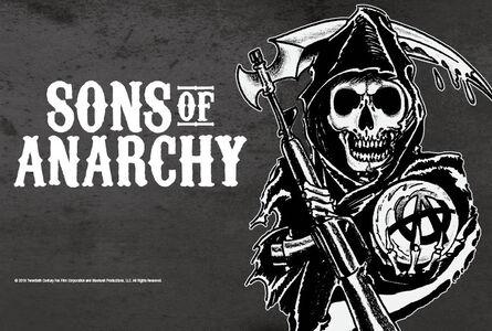 67b1b6574ff Sons of Anarchy Fan Merchandise & Clothing | TV Merchandise | EMP