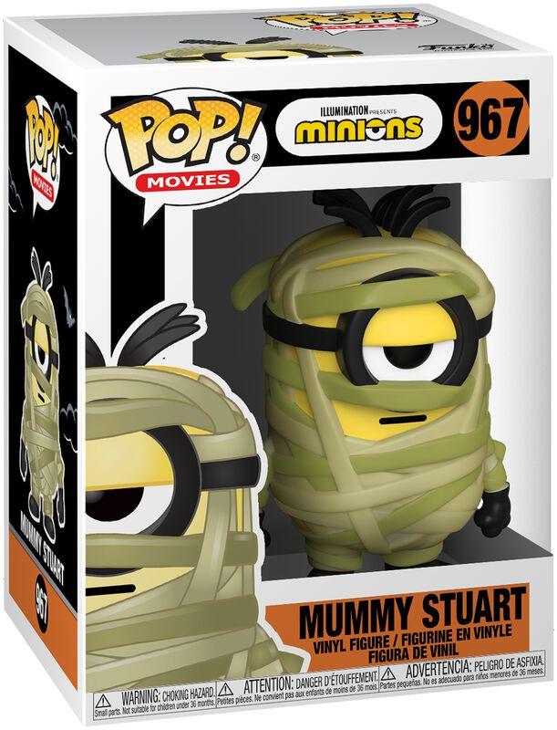 Mummy Stuart (Halloween) Vinyl Figure 967