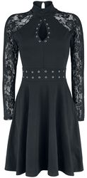 Turn Up Lace Dress