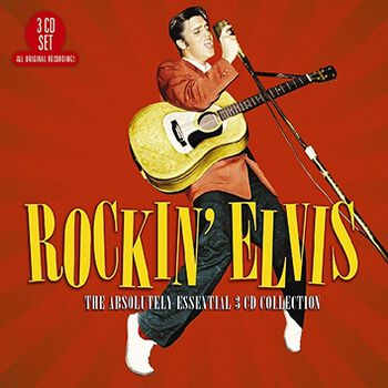 Rockin' Elvis - Absolutely essential
