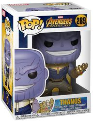 Infinity War - Thanos Vinyl Figure 289