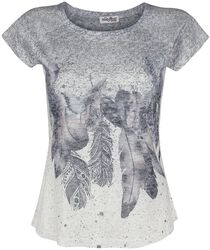 Feather Drop T