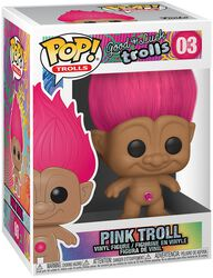 Pink Troll Vinyl Figure 03