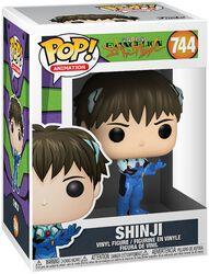 Shinji Vinyl Figure 744