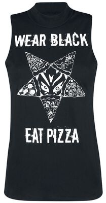 Wear Black Eat Pizza