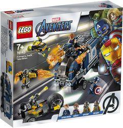 76143  - Avengers Truck