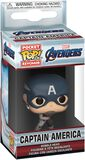 Endgame - Captain America  POP! Keychain