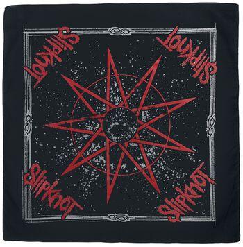Nine Pointed Star - Bandana