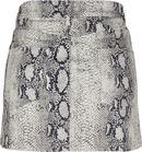 Ladies Snake Stretch Twill Skirt