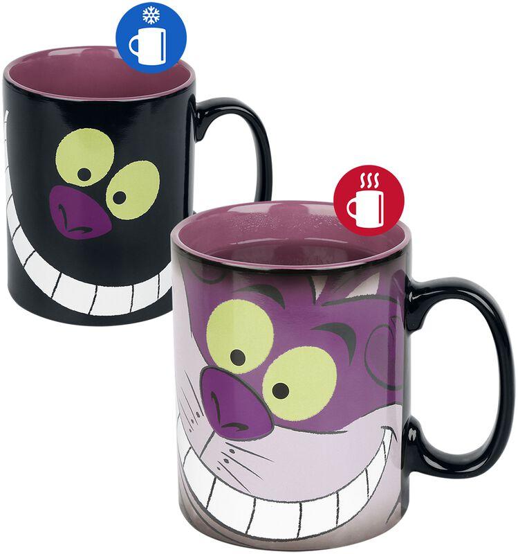 Cheshire Cat - Heat-Change Mug