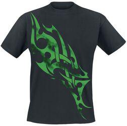 Green Smoky Tribal