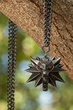 Wild Hunt Medallion with LED Eyes