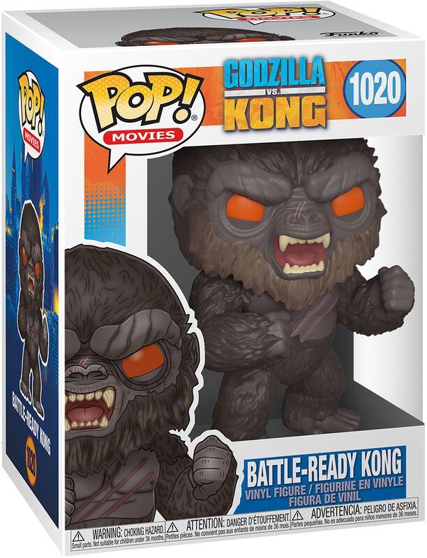 Battle-Ready Kong Vinyl Figure 1020