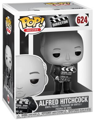 Director - Alfred Hitchcock Vinyl Figure 624