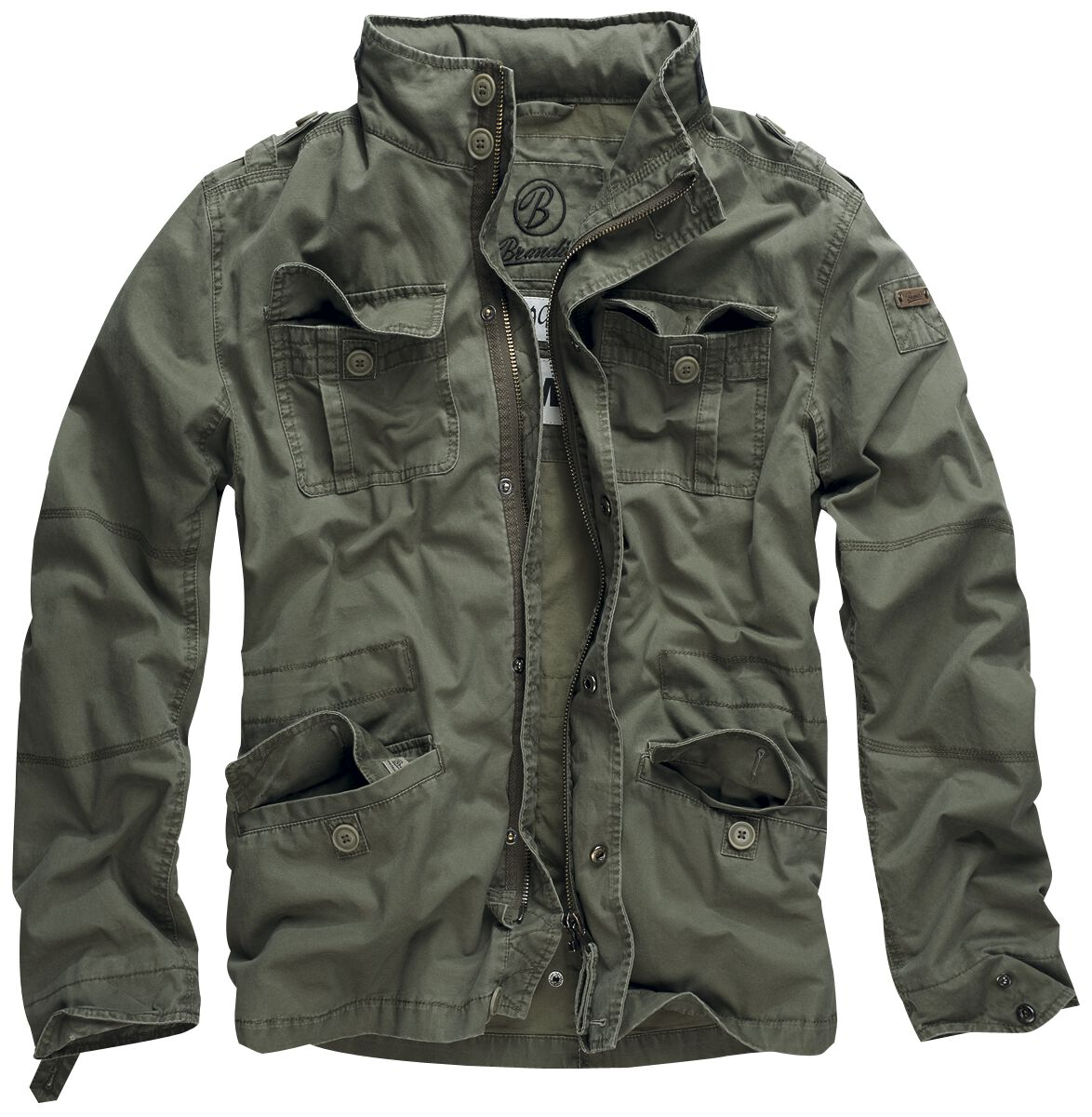 7810be5e0 Brandit. Britannia Jacket. Between-seasons Jacket. 6 Reviews