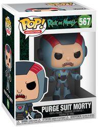 Purge Suit Morty Vinyl Figure 567