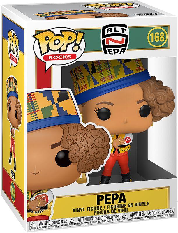 Pepa Vinyl Figur 168