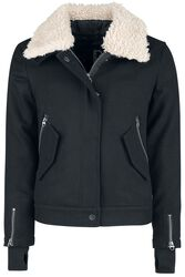 Falcon Jacket Women Solid