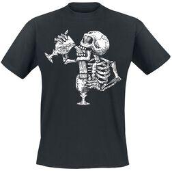 Thirsty Skeleton