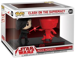 Clash on the Supremacy (Movie Moments) Vinyl Figure 265