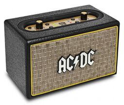 iDance Vintage Bluetooth Amplifier ACDCL2
