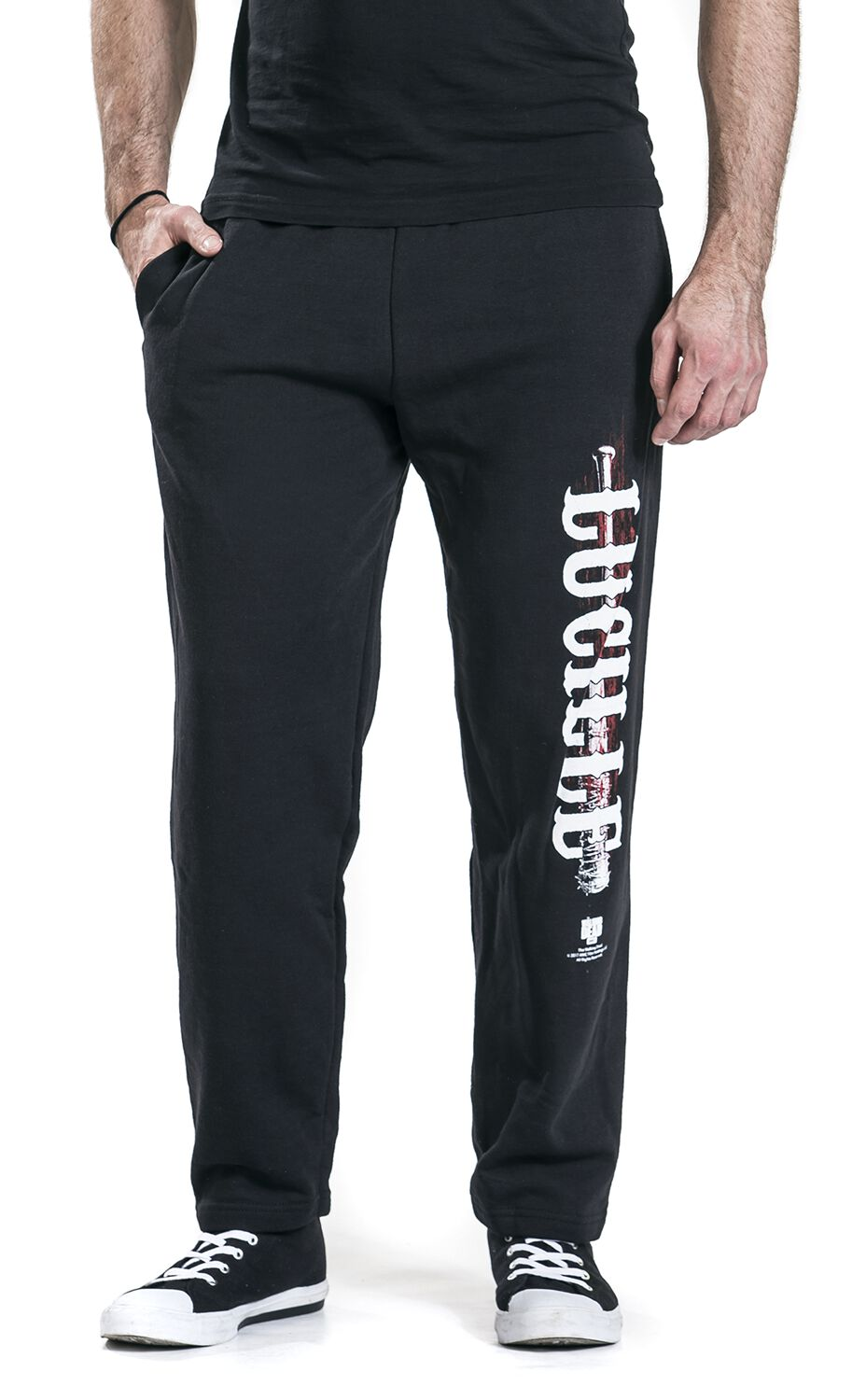 The Walking Dead Lucille Tracksuit Trousers black