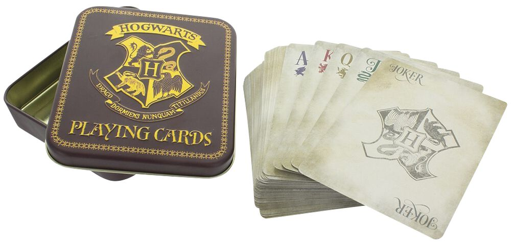 Harry Potter – Hogwarts Playing Cards
