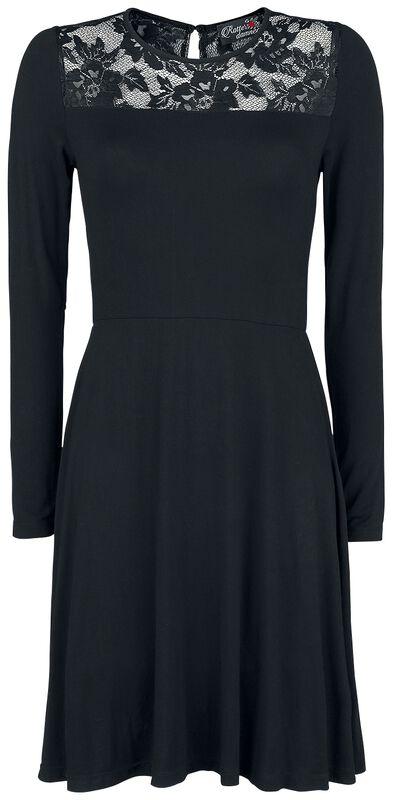 Rockanje - Long Lace Winter Dress
