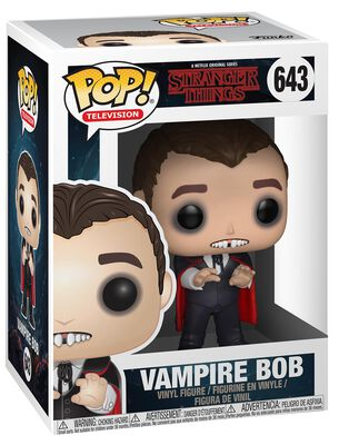 Vampire Bob Vinyl Figur 643