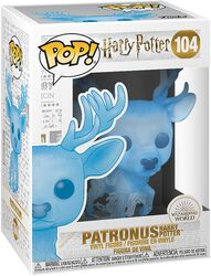 Patronus Harry Potter Vinyl Figure 104