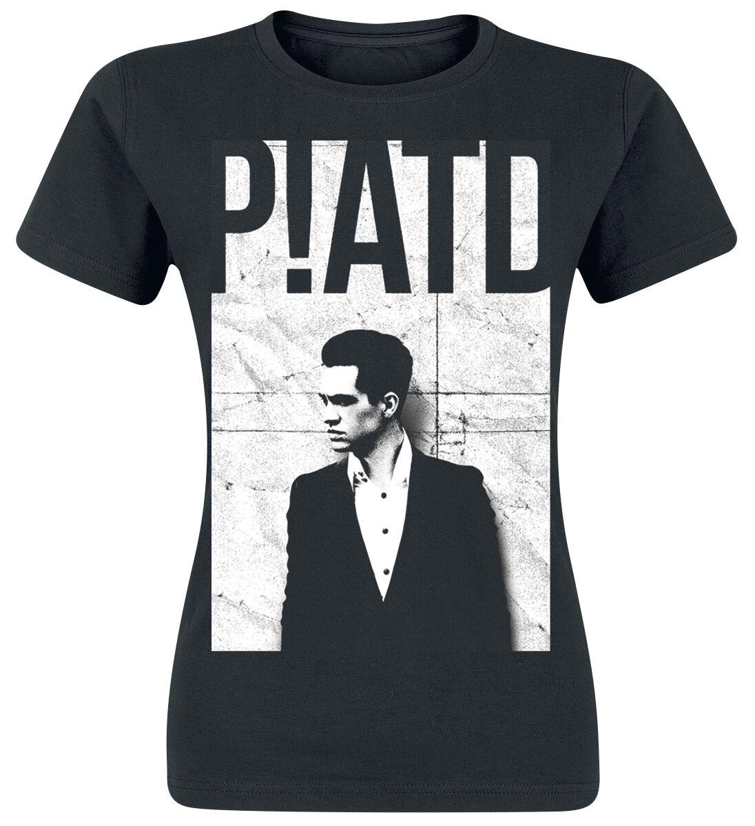 eaaa5f61 Black & White | Panic! At The Disco T-Shirt | EMP