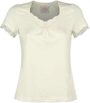 Basic Lace Shirt