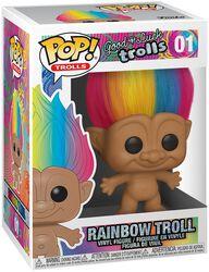 Rainbow Troll Vinyl Figure 01
