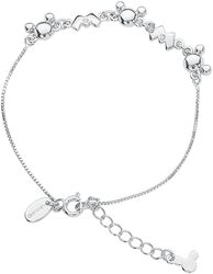 Disney by Couture Kingdom - M for Mickey Bracelet