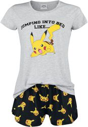Pikachu - Jumping Into Bed Like ...