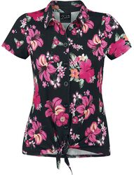 Hawaii Smart Short Blouse