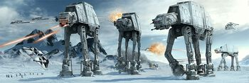 AT-AT Fight
