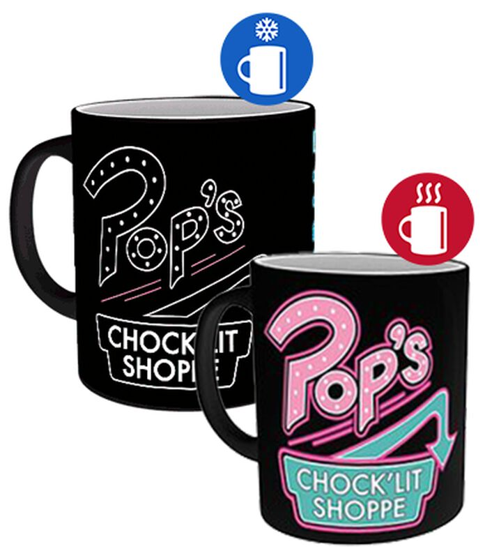 Pop's Chock'lit Shoppe - Heat-Change Mug