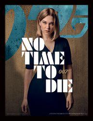 No Time To Die - Madeleine Stance
