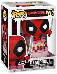 30th Anniversary - Deadpool In Cake Vinyl Figure 776