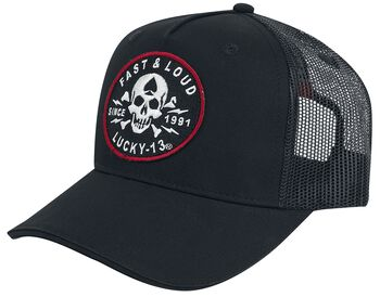 Fast and Loud Trucker Cap
