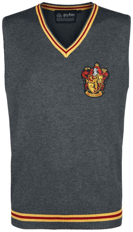 Harry Potter Gryffindor - Sleeveless Sweater