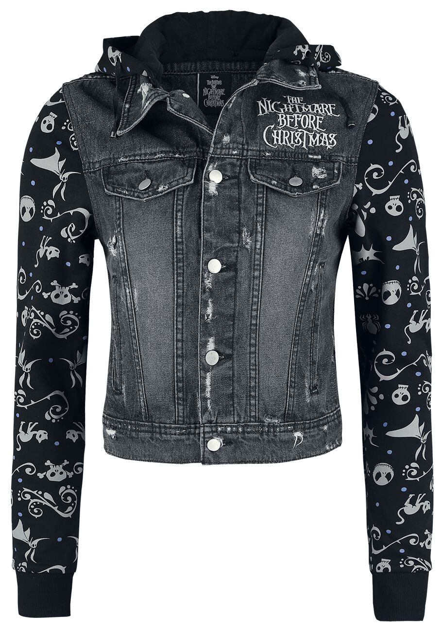 Jack | The Nightmare Before Christmas Jeans Jacket | EMP
