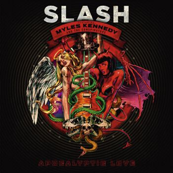 Apocalyptic love (feat. Myles Kennedy & The Conspirators)