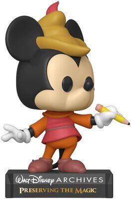 Beanstalk Mickey Vinyl Figure 800