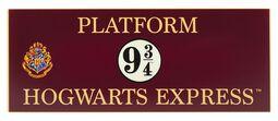 Hogwarts Express Table Lamp